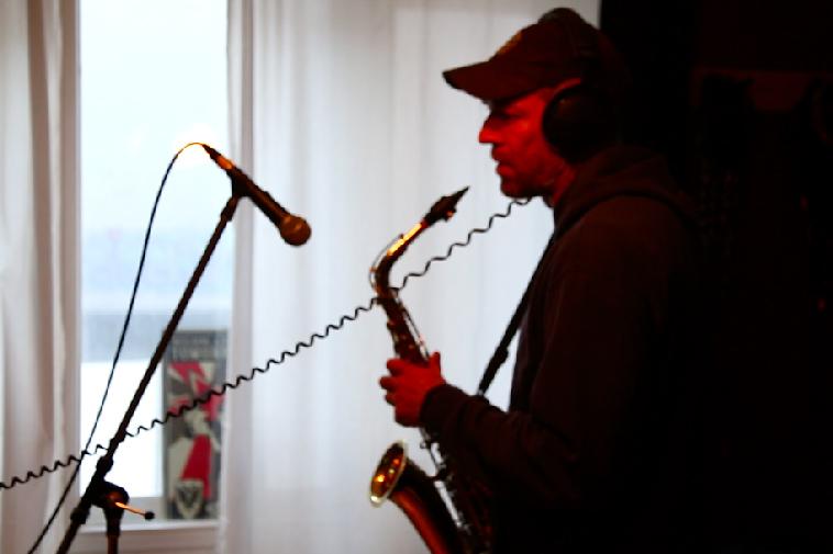 Rolando Random: Saxophone