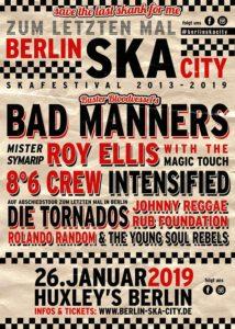 Berlin Ska City Festival 2019