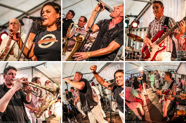 Rolando Random & The Young Soul Rebels @ This is Ska Festival Rosslau 2019