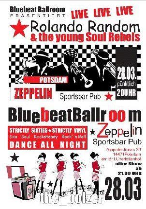 Rolando Random @ Zeppelin Potsdam LIVE